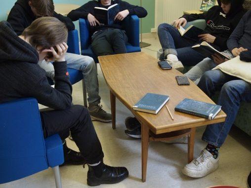 läsande elever
